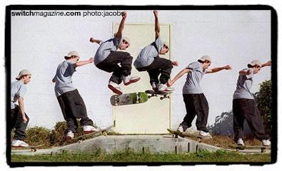 360 Flip - Beginner Skateboard Tricks