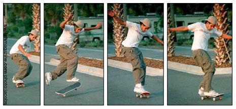 360 Shovit - Beginner Skateboard Tricks