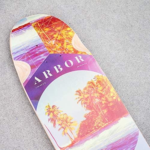 Arbor Longboard Review