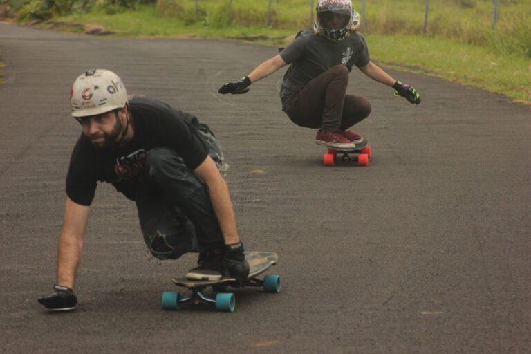 Skateboarding Stances and Balancing