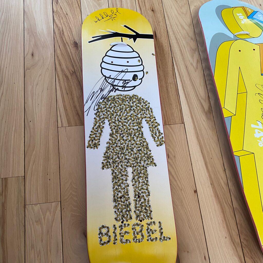 Girl Skateboards - Best Skateboard Brands - Brandon Biebel