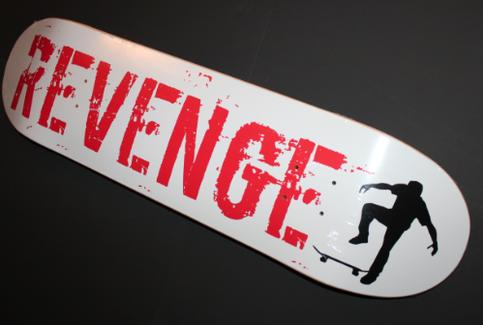 Revenge Skateboards - Now Revive Skateboards