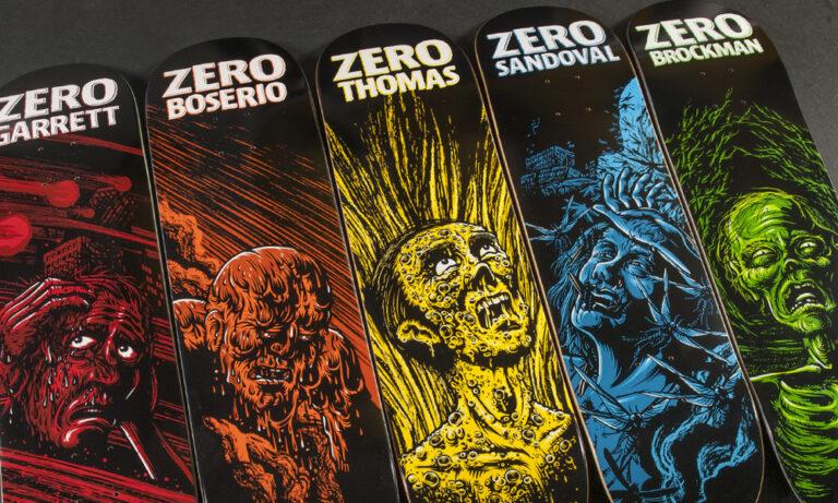 Zero Skateboards - Best Skateboard Brands