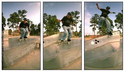 Backside Tailslide - Backside Nosegrind - Beginner Skateboard Tricks