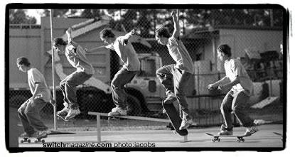 Boardslide - Beginner Skateboard Tricks