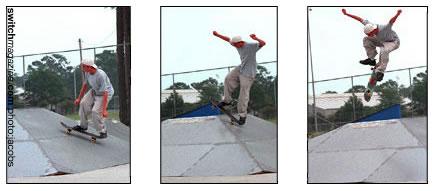 Hardflip - Beginner Skateboard Tricks