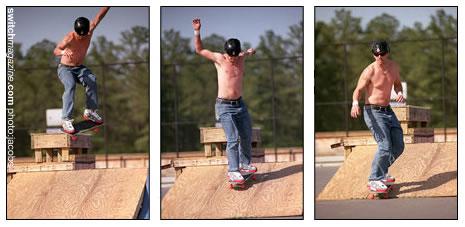 K-Grind - Beginner Skateboard Tricks