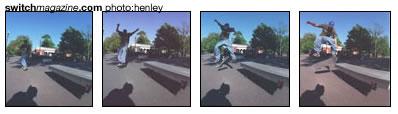 Kickflip to Noseslide - Beginner Skateboarding Tricks