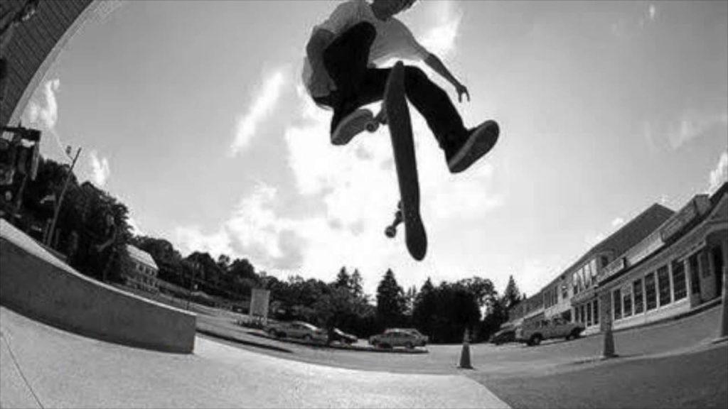 Rap Skateboarding