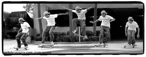 Ollie - The start for basic skateboard tricks