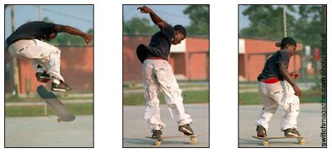 Pop Shovit - The start for basic skateboard tricks