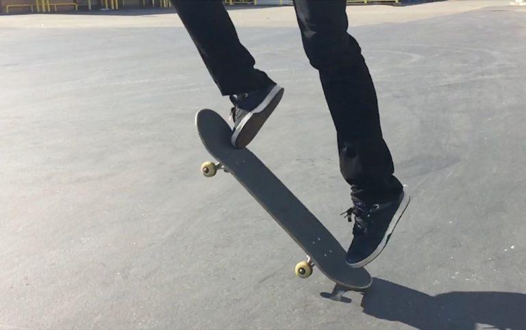 Skateboarding Drills