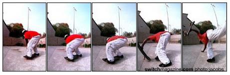 Streetplant - impossible skateboard tricks