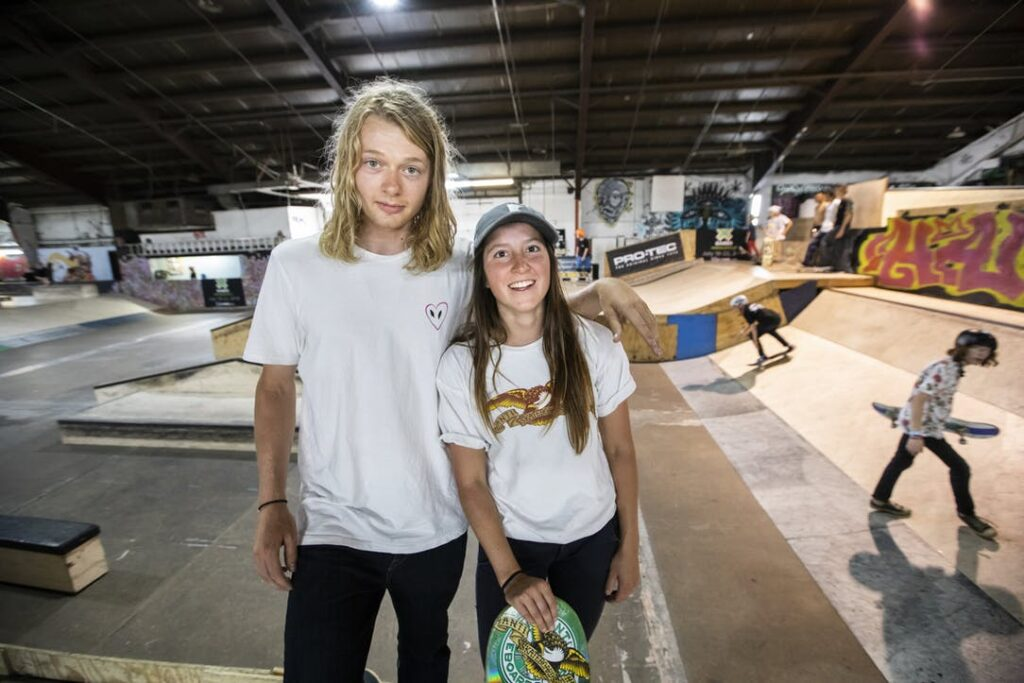 3rd Lair Skate Clinic Session