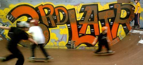 3rd Lair Open Skate Session