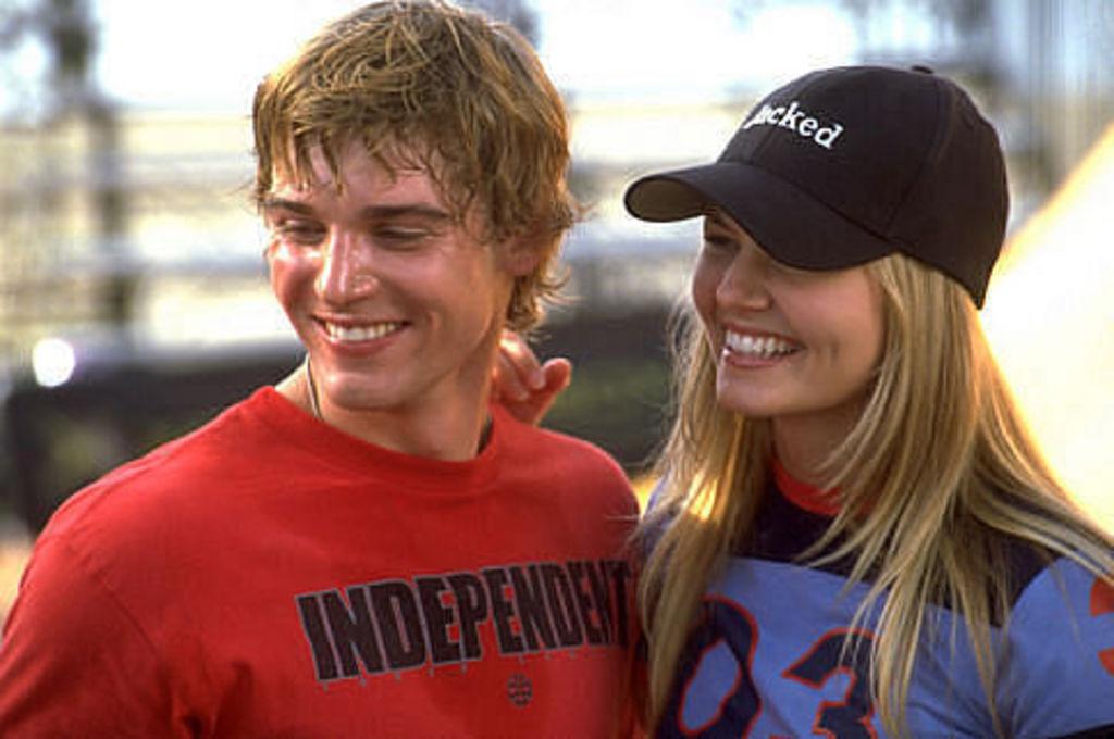 Grind Movie - Mike Vogel and Jennifer Morrison