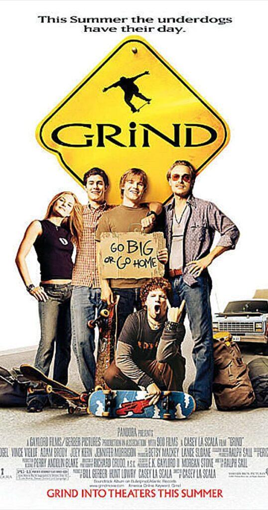 Mike Vogel and Jennifer Morrison Exclusive Interview – Grind Movie Stars