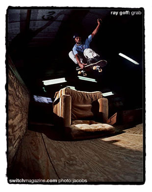 Ray Goff - Chair Ollie