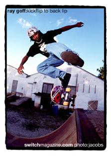 Ray Goff - Kickflip