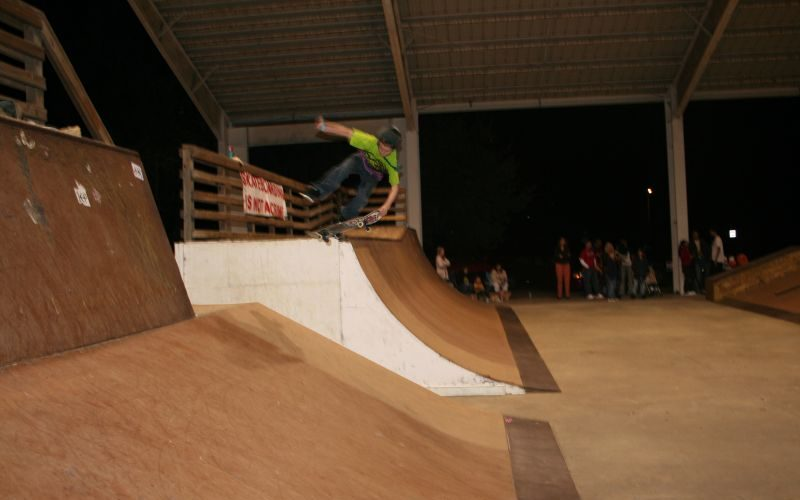 Hilton Head Skatepark - Bristol