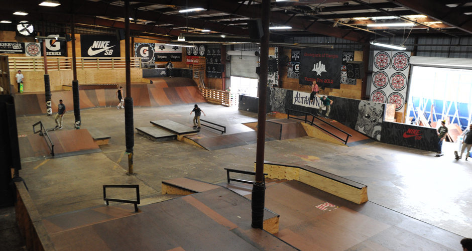 The S.P.O.T. Skatepark of Tampa