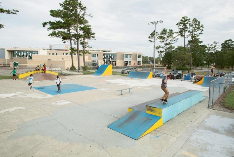 myrtle beach skatepark