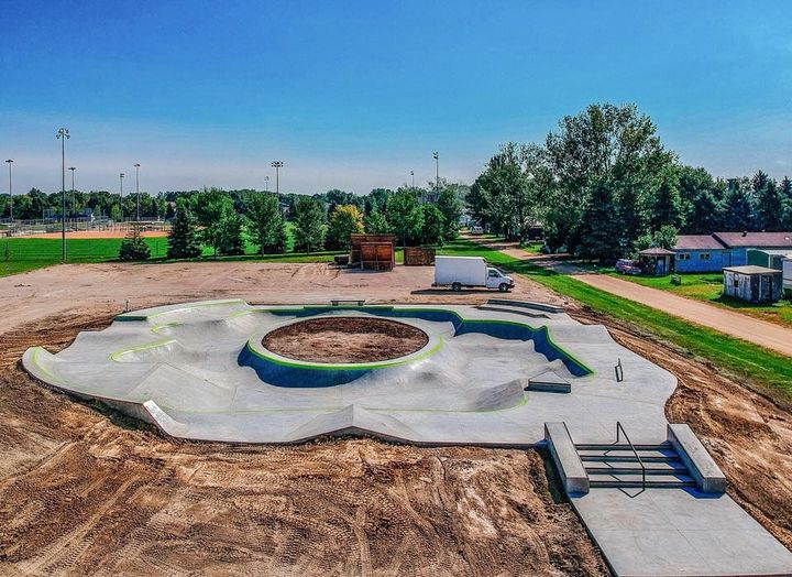 41 Million Dollar reconstruction plan at myrtle beach skatepark