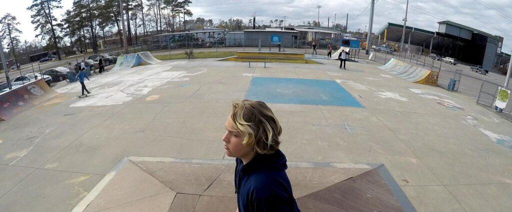 Myrtle Beach State Park - South Carolina Skateparks