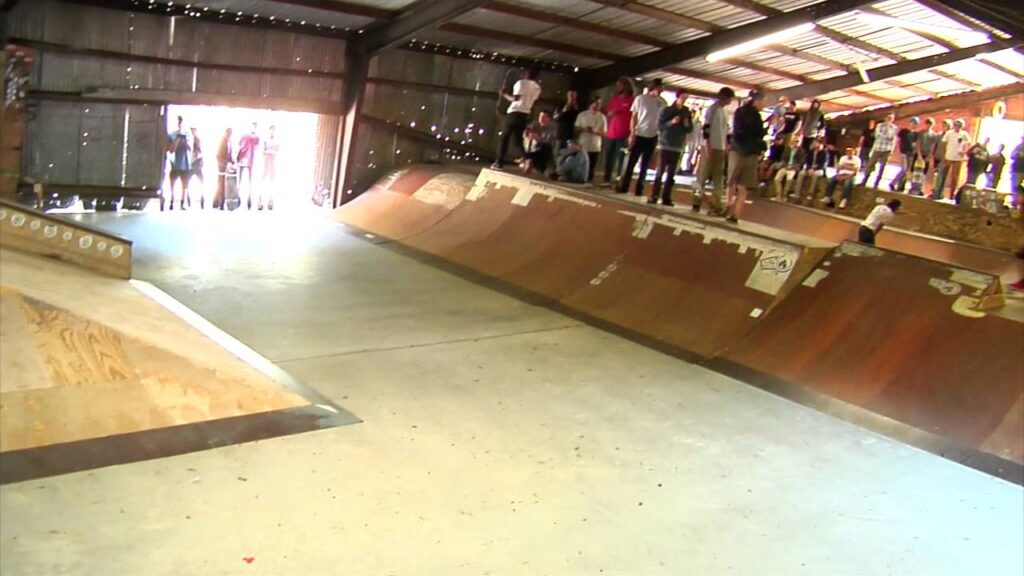 Barn Brawl 2016 at Skate Barn Hampstead NC