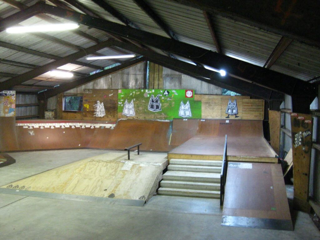 Skate Barn Hampstead NC