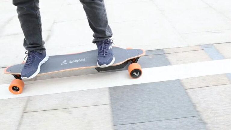 Landwheel L3 - Fastest ELectric Skateboards