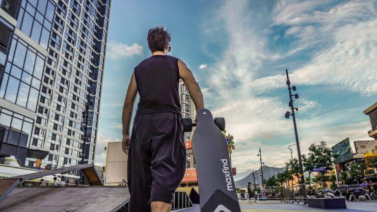 MAXFIND MAX-4 - Fastest Electric Skateboards