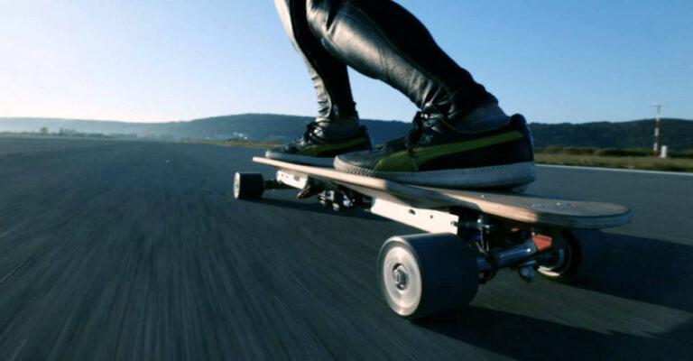 NGV Nextboard - Fastest Electric Skateboard - Top 20 E Boards