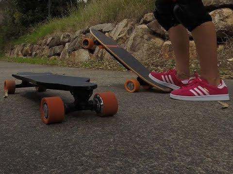 Fiik Spine - Fastest Electric Skateboards