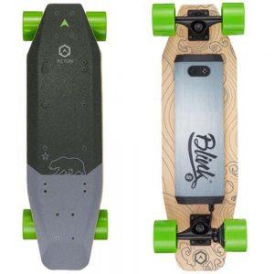 Action Blink SR - Motorized Skateboard